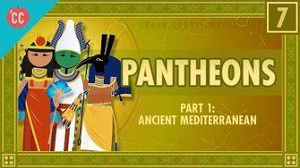 Pantheons of the Ancient Mediterranean Crash Course World Mythology 7