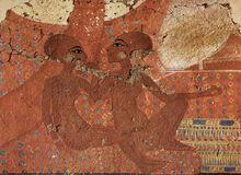 800px-Ägyptischer Maler um 1360 v. Chr. 002