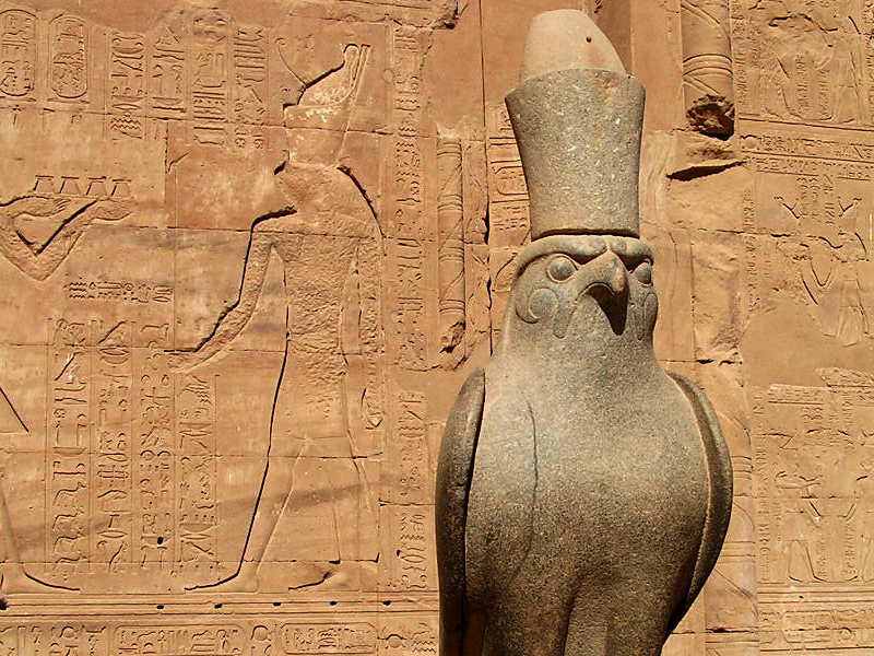 Horus Ancient Egypt Wiki Fandom Powered By Wikia