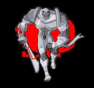 Egyxos Silver-Nakt 038
