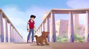 Egyxos Leo & Dog 002