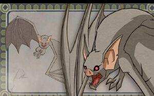 Egyxos Albino Bats 002