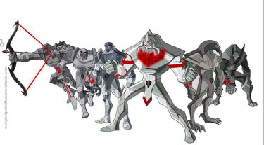 Egyxos Dark Army 001
