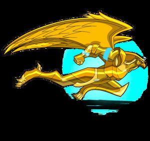 Egyxos Golden Horus 001