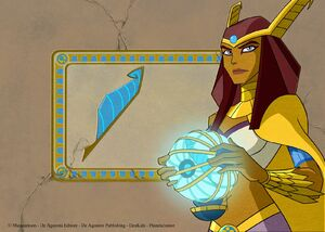 Egyxos Feather of Maat 001