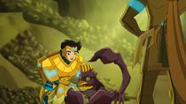 Egyxos Baby scorpion 002