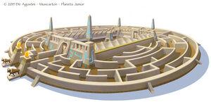 Egyxos Apis Labyrinth 001