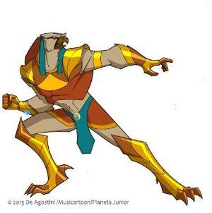 Egyxos Horus 001