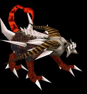 Red Scorpion Boss
