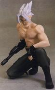 Ken Mishima Figurine