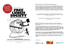 FreeLunchSociety Flyer einseitig