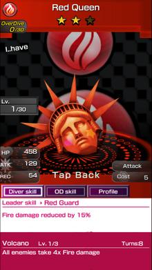 0142 Red Queen
