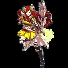 0037 Light Archer Terumi