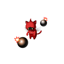 138 Red Bomber Cat