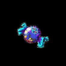 9001 Blue Bear Candy