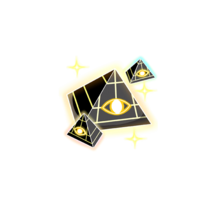 0201 Mysterious Saint Eye