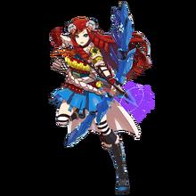 0035 Ice Archer Tsurune