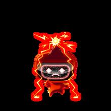 0166 Fire Pulseman