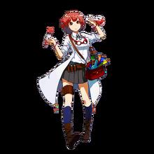 022 Newbie Alchemist Yoko