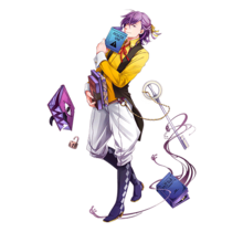0350 Magician Lovecraft