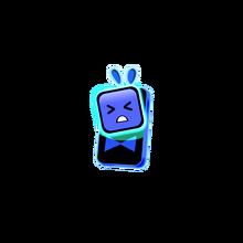 123 Blue Domino