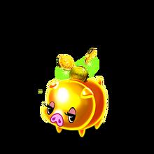 249 Golden Piggy Bank