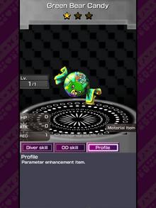 9007 Green Bear Candy (2)