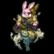 0050 Battle Rabbit, Mr. Bunny