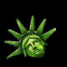 0144 Green Queen
