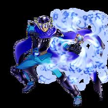 0019 Smokin' NEO Blue Kaneda