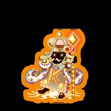 0193 Diamond King's Man
