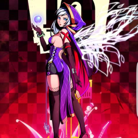 Alexine Witch Form