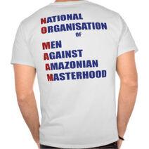 NO MA'AM – T-Shirt