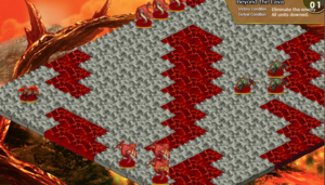 Beyond the Lava