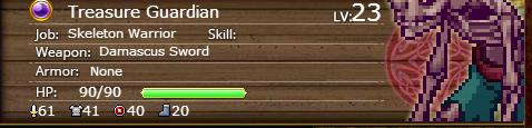 Treasure Guardian 23