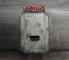 Armory Kiosk