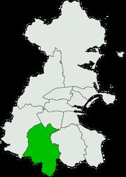 Dublin South West Dáil Éireann constituency