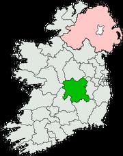 Laois-Offaly (Dáil Éireann constituency)