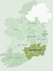 South east region
