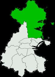 Dublin North Dáil Éireann constituency