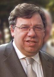 Brian Cowen in Philadelphia