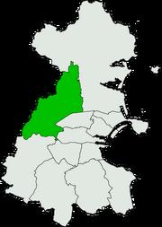 Dublin West Dáil Éireann constituency