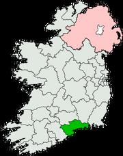 Waterford (Dáil Éireann constituency)