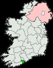 Cork South Central (Dáil Éireann constituency)