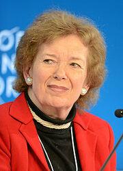 Mary Robinson World Economic Forum 2013 crop