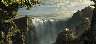 Waterfallvalley