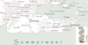 Dorne Karte