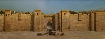 Stadtmauer Qarth