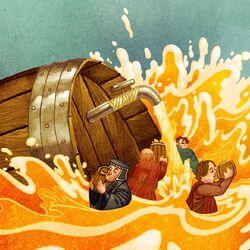 Ein Fass voll Bier Tim Durning