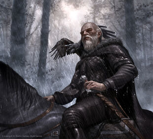 Jeor Mormont Ryan Valle